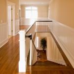 The Dewey hallway