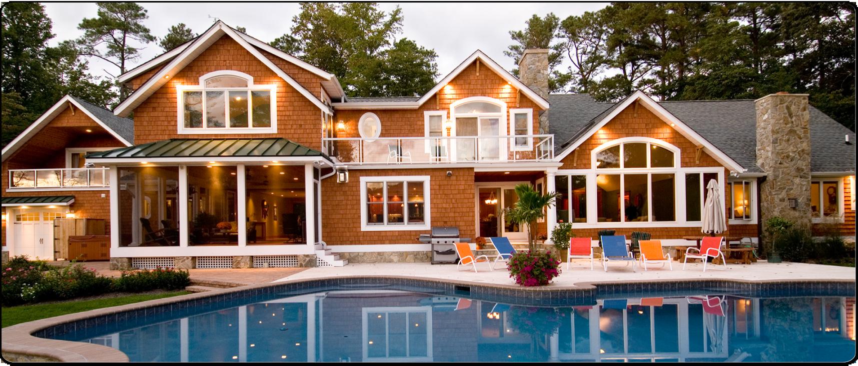 Resort Custom Homes Deleware