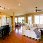 The Savannah open floorplan